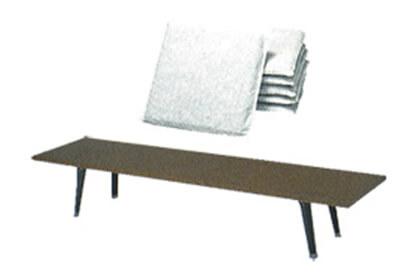 テーブル・座布団