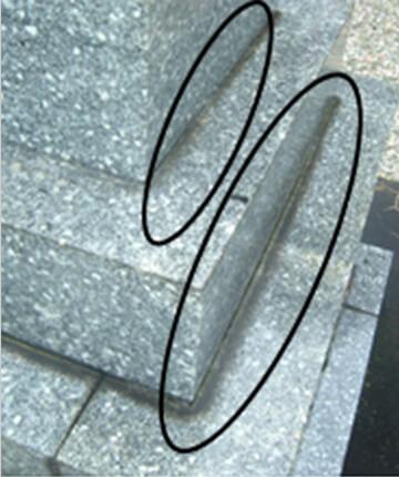 昭和60年建立の墓石