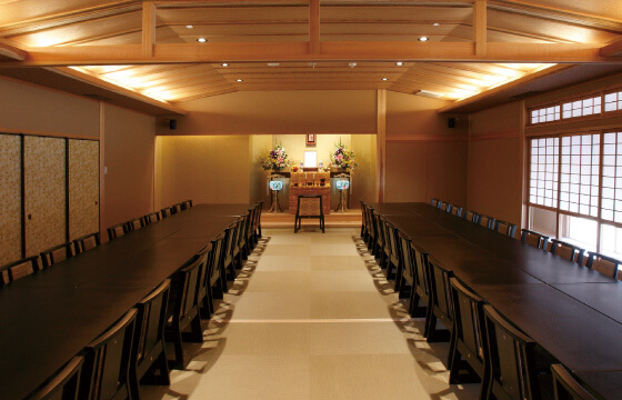 法事会館 瑠璃杏